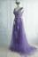 miniatura 29 - Vestido Largo Noche Cóctel Boda Mujer Niña Dama de Honor 18