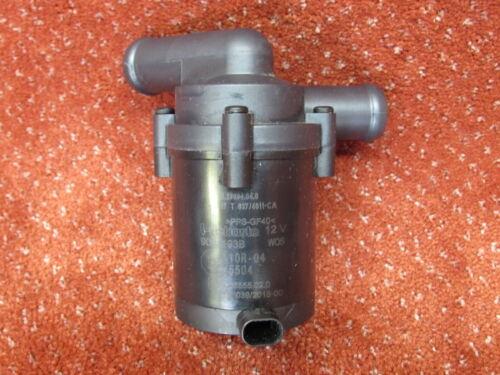 9031193b réfrigérant pompe pompe chauffage pompe à eau VW TOURAN II Tiguan II