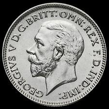 1932 George V Silver Sixpence, Scarce