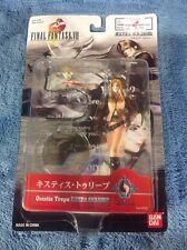 Final Fantasy VII 7 Extra Soldier Quistis Trepe Action Figure 1997 Bandai