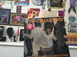 THE-CIMARONS-Skinheads-a-Mash-Up-London-Town-1970-71-LP-Reggae-Ska-Two-Tone