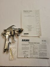 Devilbiss Tghv 530 Hvlp Spray Gun With 90 Hvlp Tip Without Mix Ratio Cup New