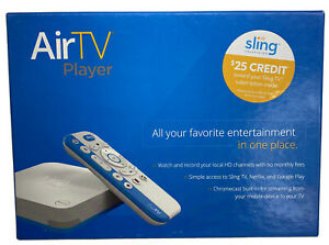 """Air TV Streaming Media Player UIW4010ECH """"New Open Box"""""""