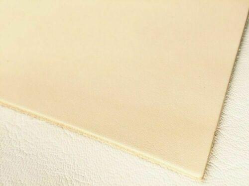 2mm dick natürlich pflanzlich gegerbtes Rindsleder Schuhe Futter Handwerk Leder