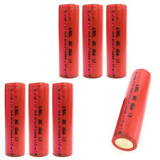 6 x 18650 4200mAh 3.7V Li-ion Rechargeable battery Protected UltraCell US Stock