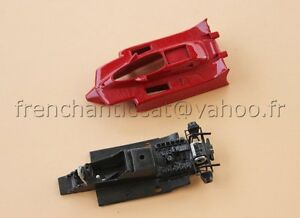 Bv Voiture Course Ferrari F1 312 T4 1979 1/43 Heco Modeles Rouge