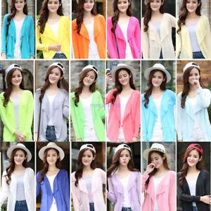 Women-Ladies-Cardigan-Loose-Sweater-Long-Sleeve-Knitted-Outwear-Jacket-Coat-Tops