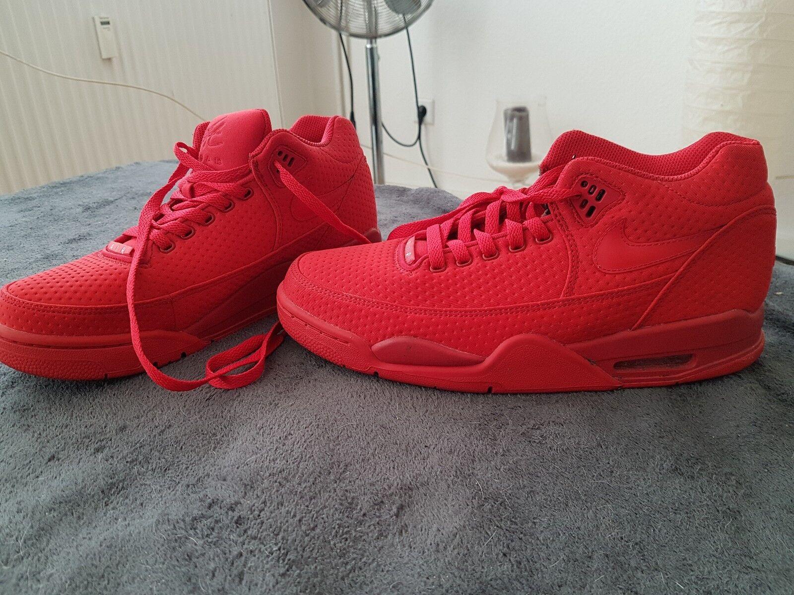Billig gute Qualität Nike Schuhe Rot 42.5
