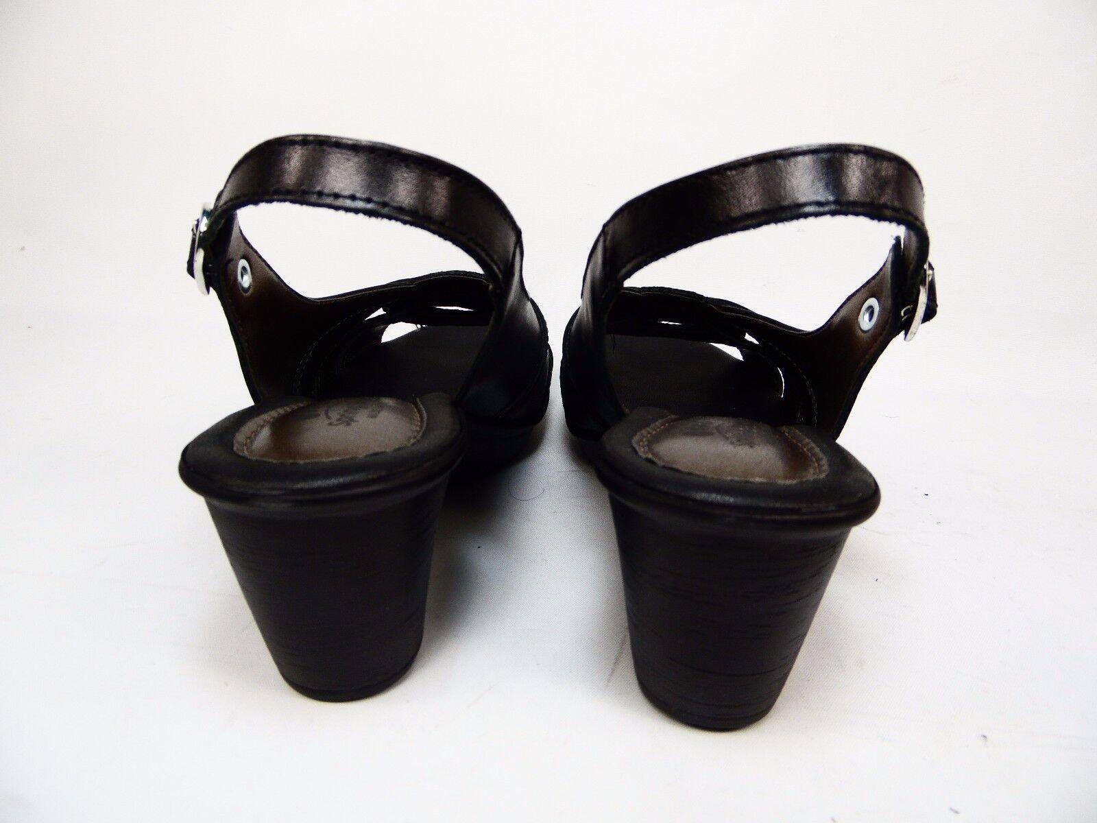 Spring Step Adorable Slingback Sandals nero Dimensione 37 (US (US (US 6.5-7) 59ecf0