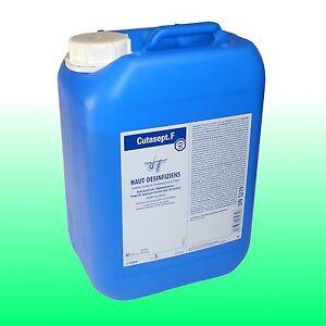 Cutasept-F-Hautdesinfektion-farblos-Antiseptikum-5000ml-5L