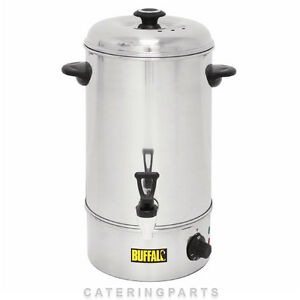 BUFFALO-MANUAL-FILL-10-LITRE-HOT-WATER-BOILER-2-6kW-MOBILE-CATERING-B-B-GL346