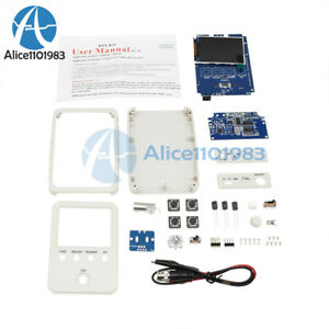 DSO150 15001K DSO-SHELL Digital Electronic Oscilloscope Set With Housing DIY Kit