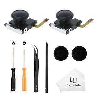 Cemobile-2-Pack-3D-Gauche-Droite-Analogique-Capteur-a-Rocker-Stick-Joystic