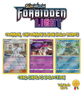Pokemon-Forbidden-Light-Card-Singles-Selection-Common-Uncommon-Rares-RevHol