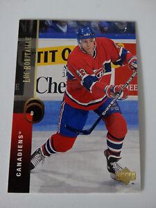 1994-95-Upper-Deck-193-Patrice-Brisebois-Canadiens-Hockey-Error-Wrong-Name-Card