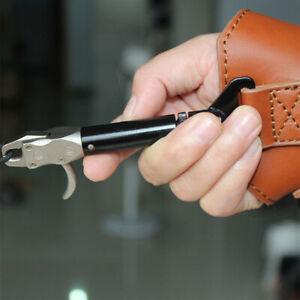 Sehnenauslöser mit Handgelenkschlaufe für Compoundbogen Bogenschießen