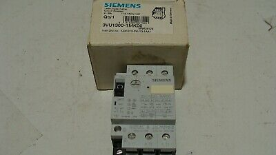 Siemens Circuit Breaker 3VU1300-1MK00 NEW