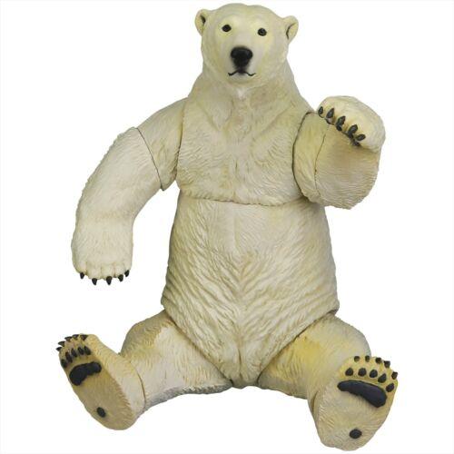 Polar Bear Kaiyodo Sofubi Toy Box 009 Shirokuma Sofubi Action Figure
