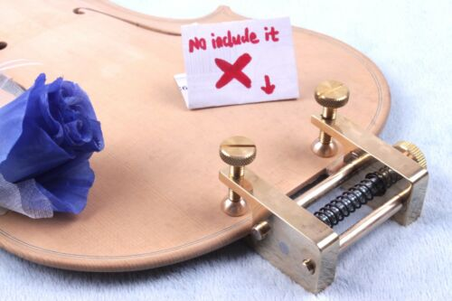 1x Violin viola tools Violin making//Repair Tools luthier edge Clamp for Cracks