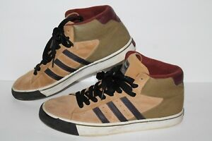 new product d5764 8211a Image is loading Adidas-Campus-Vulc-O-039-Connor-Mid-Casual-