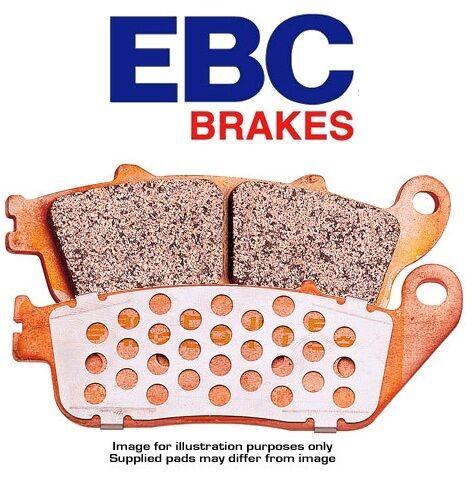 FRONT EBC V BRAKE PADS 1998-2005 HONDA VFR 800 INTERCEPTOR VFR800 2 PAIR