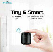 BroadLink RM mini 3 Black Bean - ersetzt alle IR Fernbedinungen u.a. Steuerungen