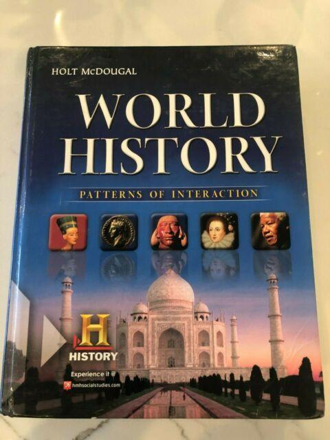 World History Patterns Of Interaction Modern World History 2009 Patterns Of Interaction By Beck 2008 Hardcover