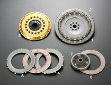 OS Giken R2CD twin-plate clutch FOR Mitsubishi Legnum VR4