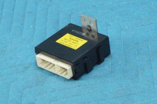 1999 2000 2001 2002 LEXUS LX470 Security Warning Computer 89730-60011 OEM