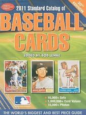2011 Standard Catalog Of Baseball Cards (Standard Catalog of Vintage B-ExLibrary