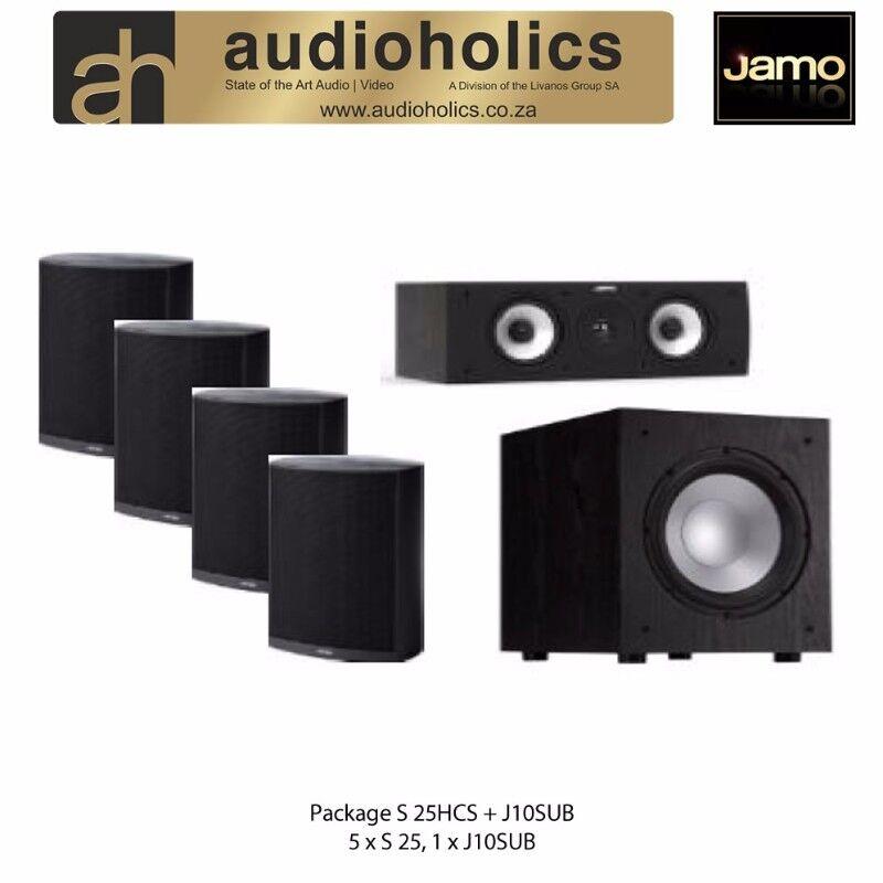 JAMO LOUDSPEAKERS AVAILABLE FROM AUDIOHOLICS: | Edenvale | Gumtree