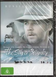 THE-SILVER-BRUMBY-RUSSELL-CROWE-NEW-amp-SEALED-REGION-4-DVD-FREE-LOCAL-POST