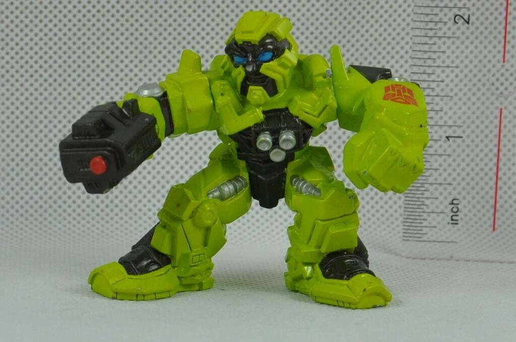 Transformers ROBOT HEROES RATCHET Hasbro hardcopy predotype