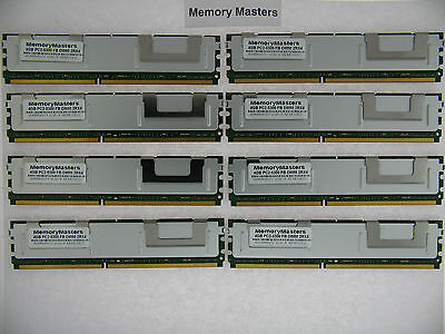 AP12K72G4BJE6S= 4GB FBDIMM 240pin PC2-5300 DDR2-667 for servers 2 RANK X 4