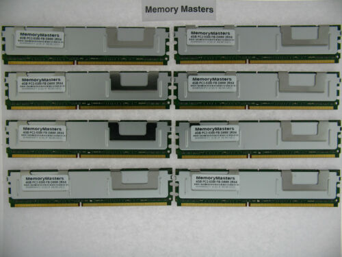 AP12K72G4BJE6S 32GB 8x4GB FB-DIMM 240pin PC2-5300 DDR2-667 Memory for servers
