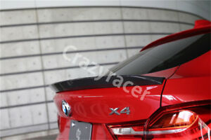 Carbon-Fiber-Trunk-Spoiler-Wing-Lip-for-BMW-F26-X4-SUV-2014-2018-3D-Style