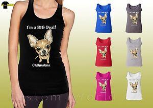 Chihuahua-Dog-Graphic-Shirts-Cute-Puppy-Chihuahua-Face-Ladies-Tank-Top-19644hd4