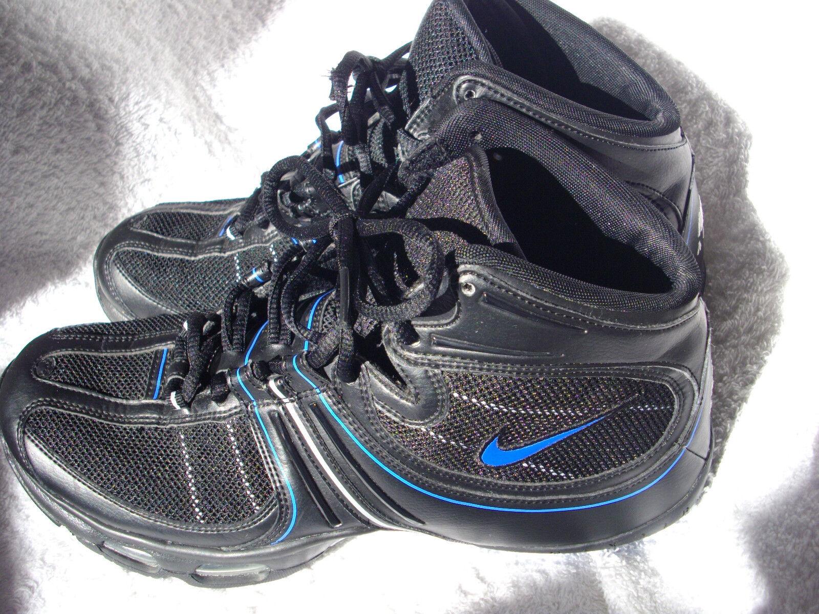 Genuine Nike Talla Max NetDuralon, Negro Air, Talla Nike a5b030