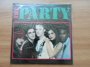 The-Party-The-Party-1992-RARE-Korea-Orig-Vinyl-LP-SEALED-NEW