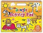 Jungle: Colouring & Activity by North Parade Publishing (Hardback, 2014)