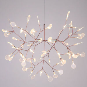 Heracleum ii led chandelier plant pendant lamp ceiling light image is loading heracleum ii led chandelier plant pendant lamp ceiling mozeypictures Gallery