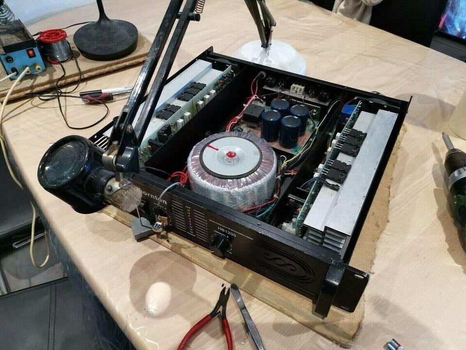 Effektforstærker, Andet, thornton hb1200