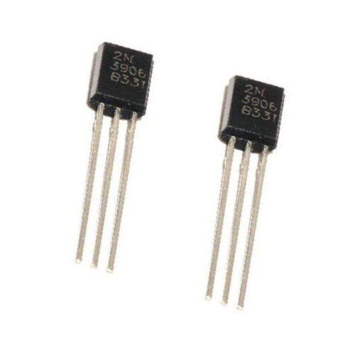 50PCS 2N3906 TO-92 Propose PNP Transistor Top Quality BBC