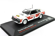 TOYOTA Celica 2000GT Rally 1000 Pistes 1979 1:43 IXO ALTAYA (AACRVFR028)