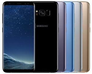 FULLY-UNLOCKED-Samsung-Galaxy-S8-64GB-CDMA-GSM-SM-G950U-US-Version-All-Colors