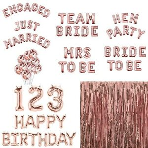 Rose-Gold-Happy-Birthday-Bunting-Banner-Balloons-Number-Hen-Party-Decor-Confetti