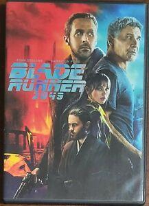 Blade Runner 2049 (DVD, 2017) Harrison Ford Ryan Gosling