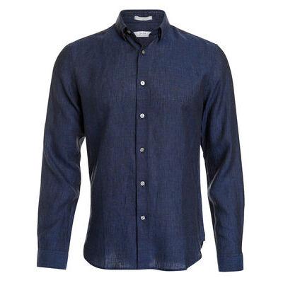 NEW SABA MENS Richard Linen Shirt Business, Formal Shirts