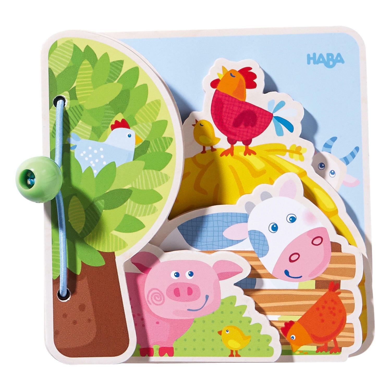 HABA Babybuch Lieblingsjahreszeit Bilderbuch Baby Buch Kleinkindbuch Spielzeug