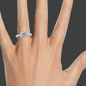 Solitaire-14K-White-Gold-Round-Cut-Diamond-Engagement-Ring-0-50-CT-F-G-SI2-I1